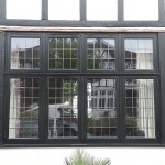 Replacement wooden casement windows