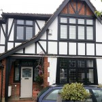 Between the wars - replacement timber windows