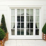 Traditional French doors London