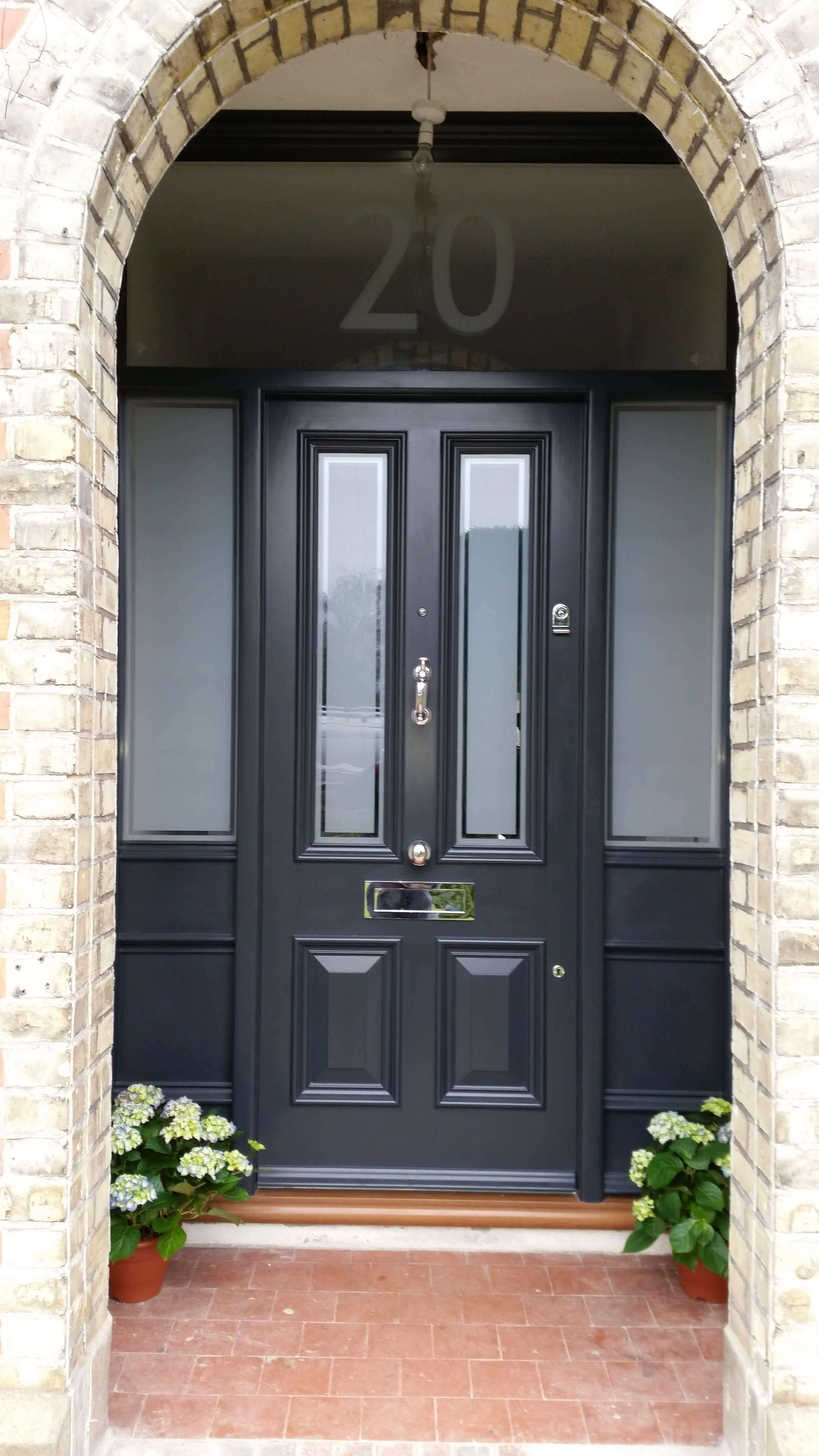 Custom Built Traditional Front Doors Victorian