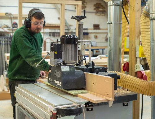 Inside our Factory: How our Timber Windows & Doors are made