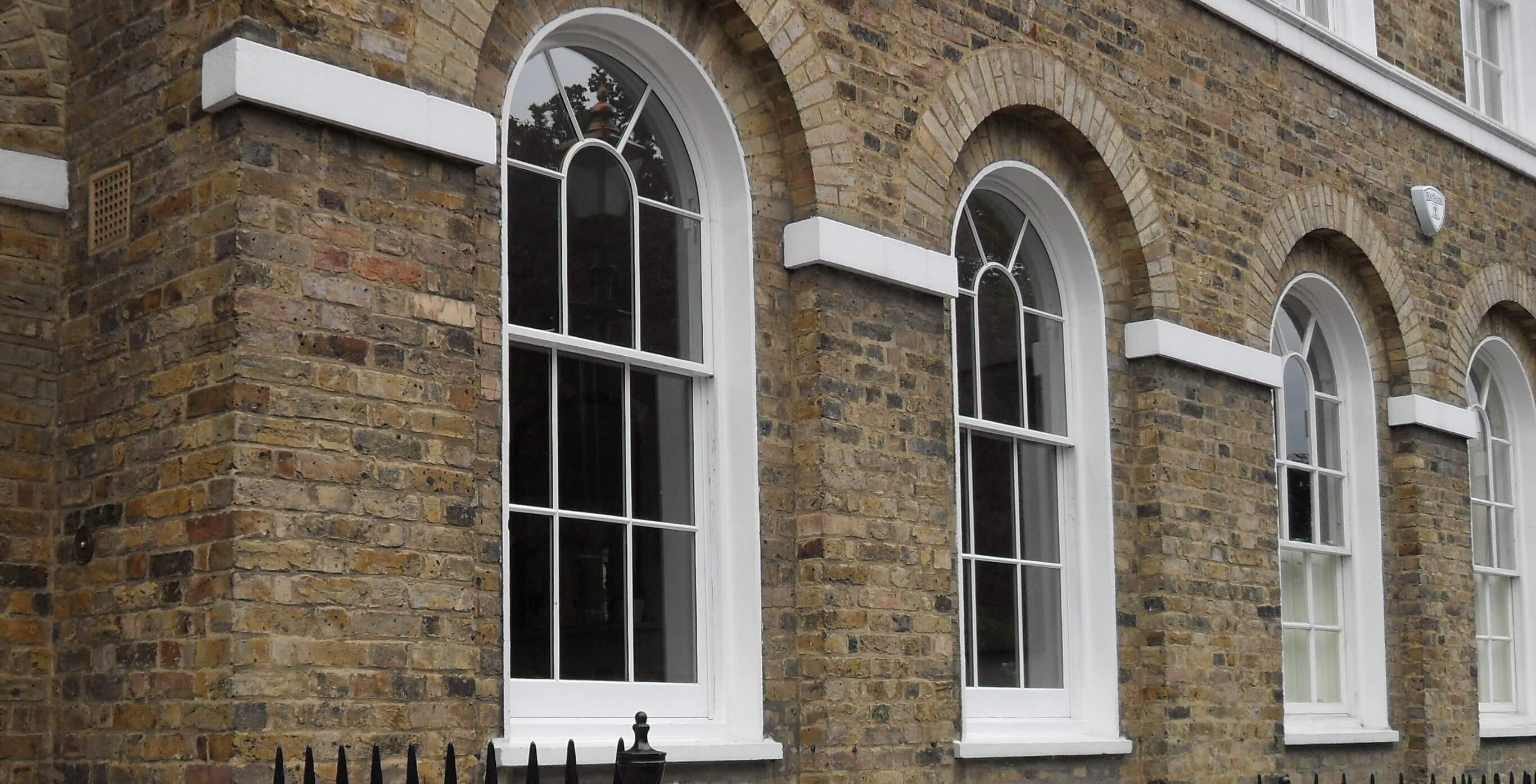 Case Study The First Double Glazed Grade Ii Listed
