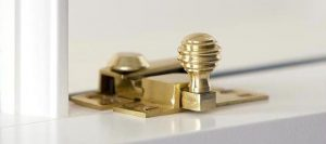 Bespoke hardware - locks, stays and fasteners