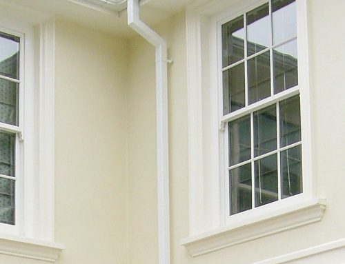 Why the depth of the sash window frame is so important