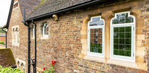 Timber casement windows Kingston