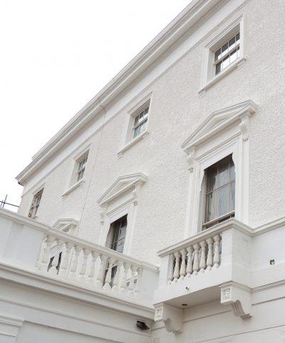 Listed sash windows West London