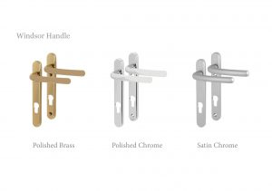 Windsor door handles - French/ bifold doors