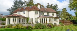 Bespoke period casement windows, Surrey