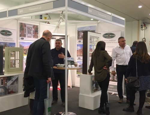 Grade I and Grade II listed properties needing new windows at the Listed Property Show 2020
