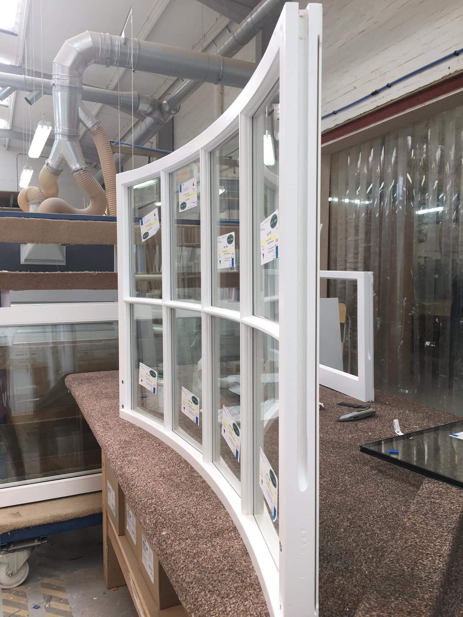 bowed curved sash windows bespoke heritage windows