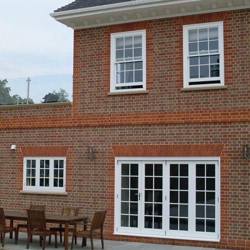 Replacement box sash windows