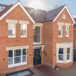 Edwardian style sash windows & doors