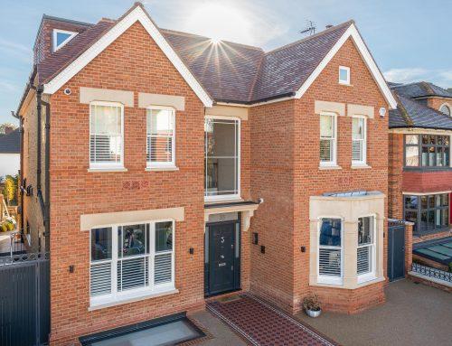 Richmond: Double glazed timber windows & doors