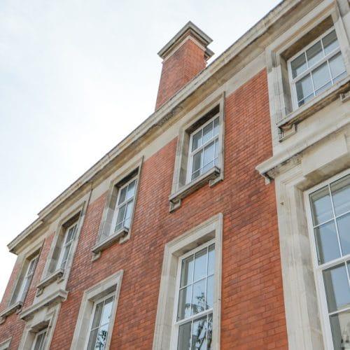 Replacement sash windows Notting Hill London