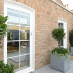 Timber casement doors London