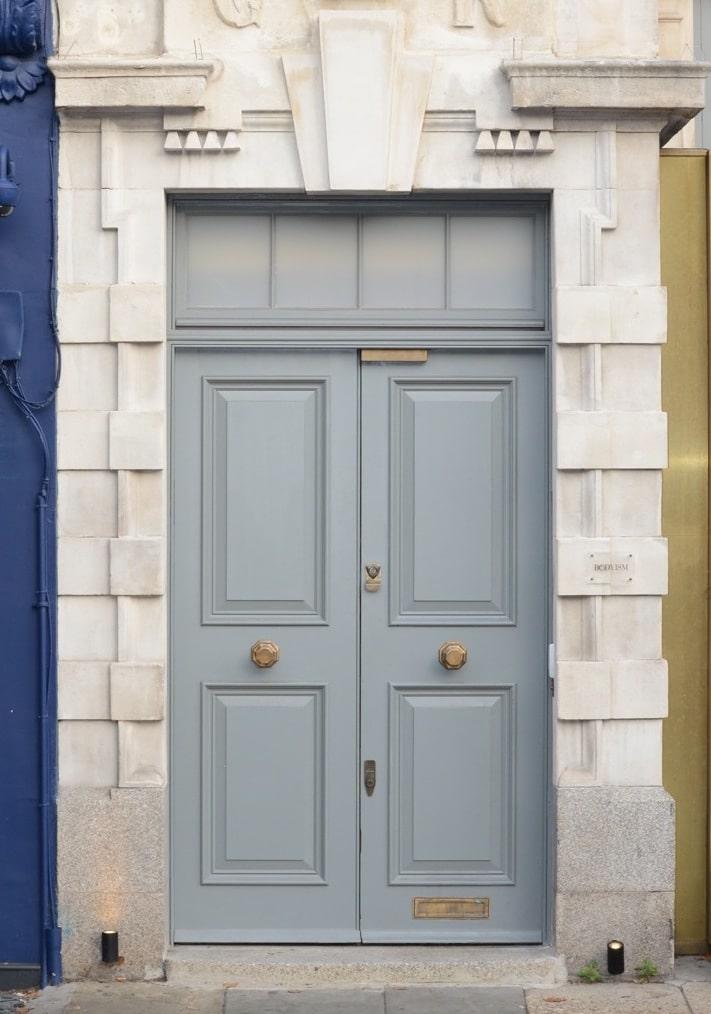 6 & Custom-built traditional timber front doors | Timbawood