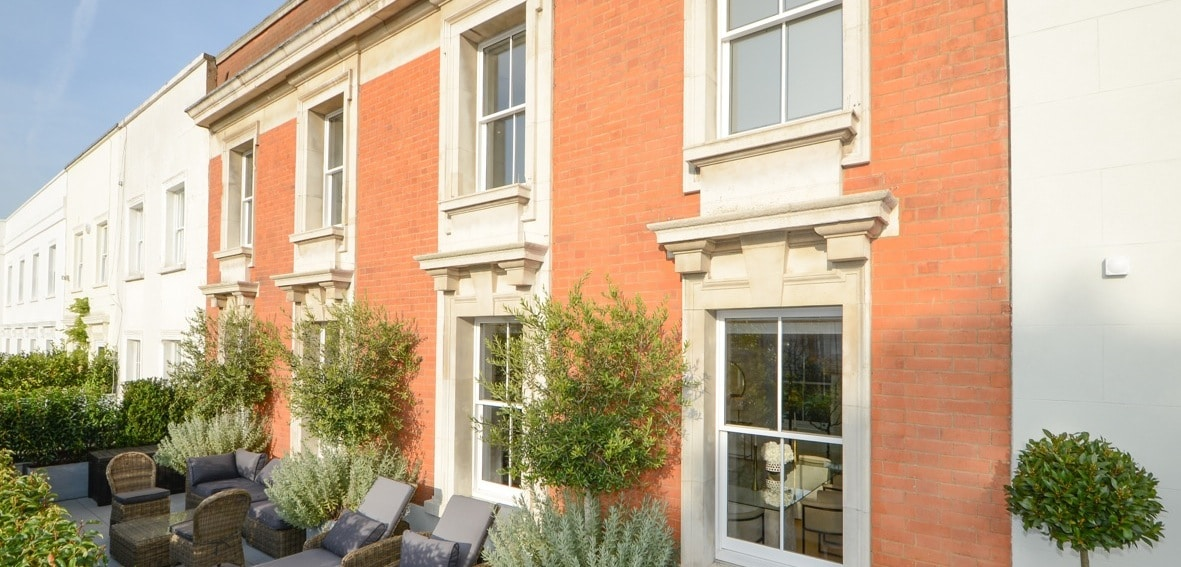 Sash windows listed buildings, conservation properties