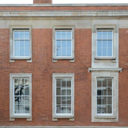 Replacement sash windows Kensington & Chelsea