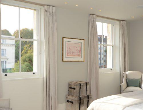 Best glass options to double glaze sash windows