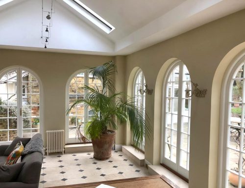 Hampton: Georgian Curved French doors