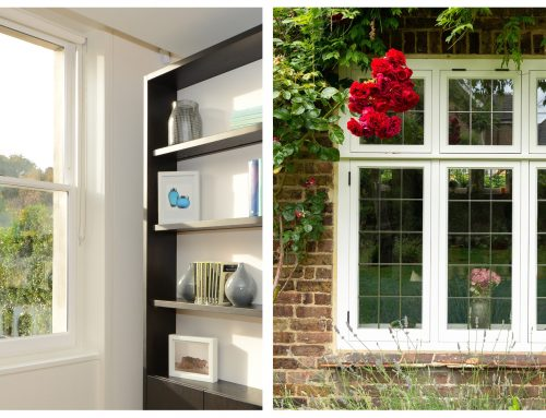 Sash windows versus Casement windows