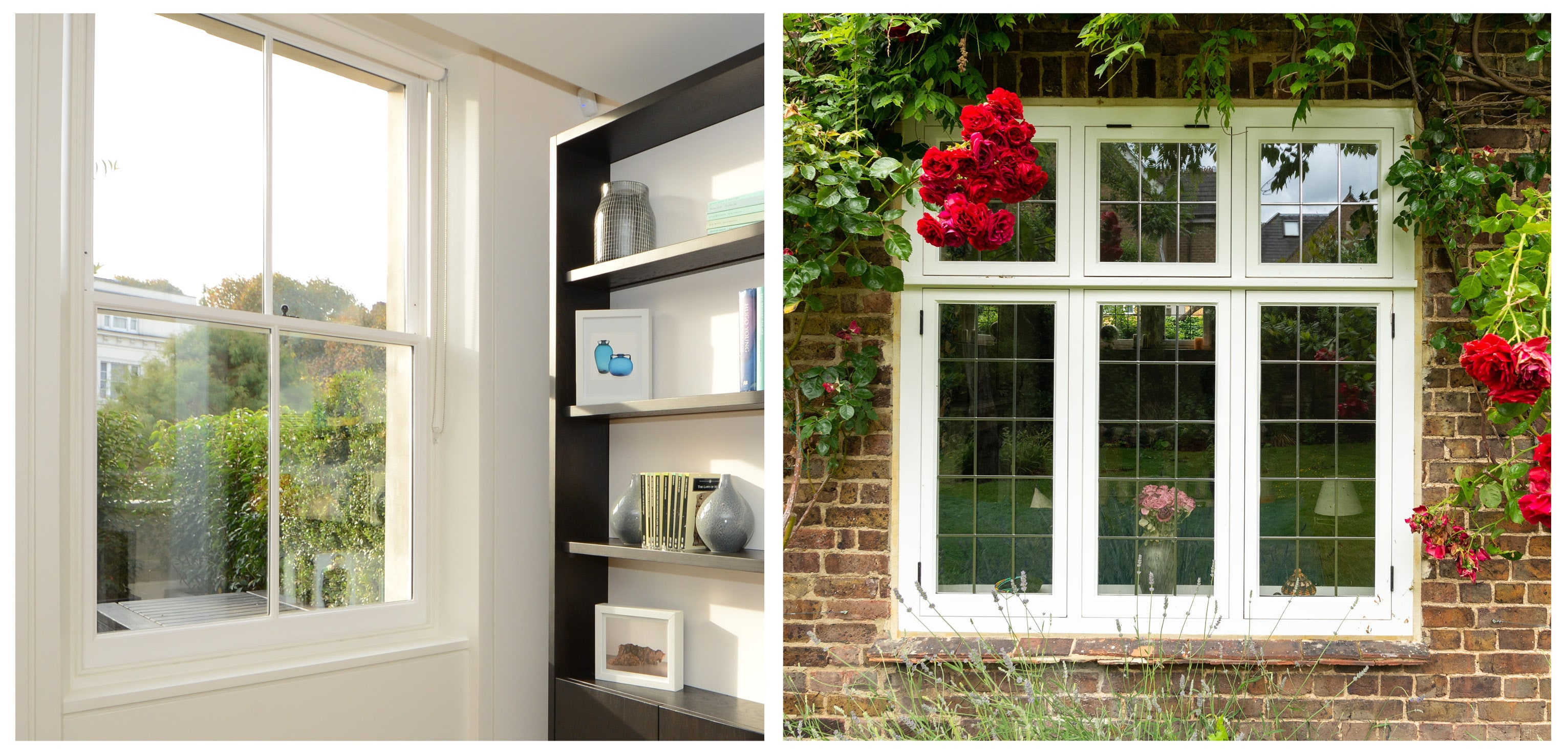 Sash & casement windows