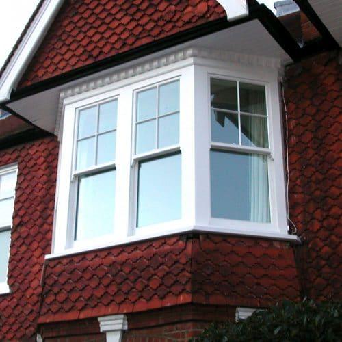 Period sash windows London