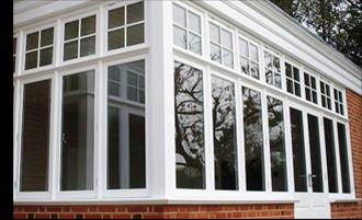 Timber casement windows London